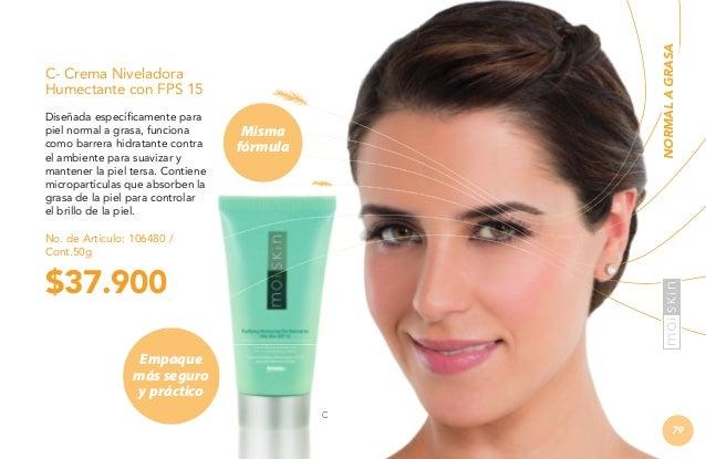Sistema piel Normal a Seca ¿Sientes tu cutis seco y deshidratado? Utiliza los productos de MOISKIN™ para darle a tu piel u...