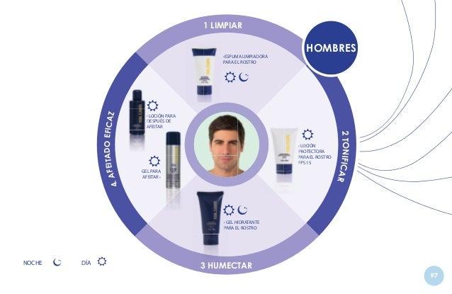 Para antes y después de afeitar TOLSOM™ ofrece una afeitada segura, ya que no obstruye los poros y ayudan a regular la gra...