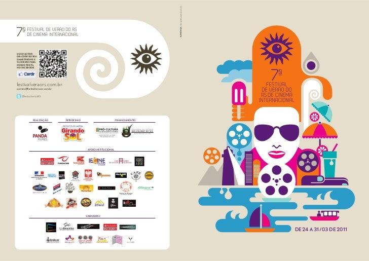 | DesignElementar.com.brUSE O LEITORQR-CODE DO SEUSMARTPHONE EVÁ DIRETO PARANOSSO PERFILNO FACEBOOKfestivalveraors.com.brc...