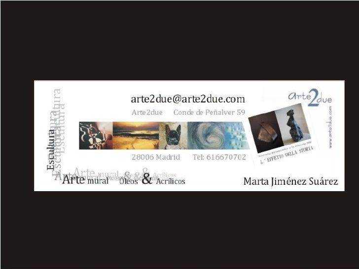 Catalogo arte2due Slide 1