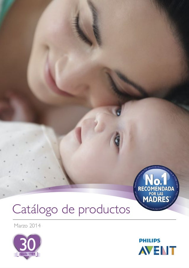 Catálogo de productos  Marzo 2014  *Basado en una encuesta TNS online Diciembre 2010, entre más de 10.000 mujeres  de Espa...