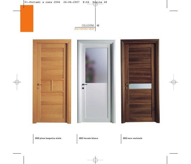 Catalogo Bertolotto Porte Interne