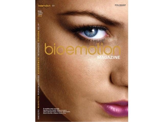 Catalogo BioEmotion - Lucas Romeiro