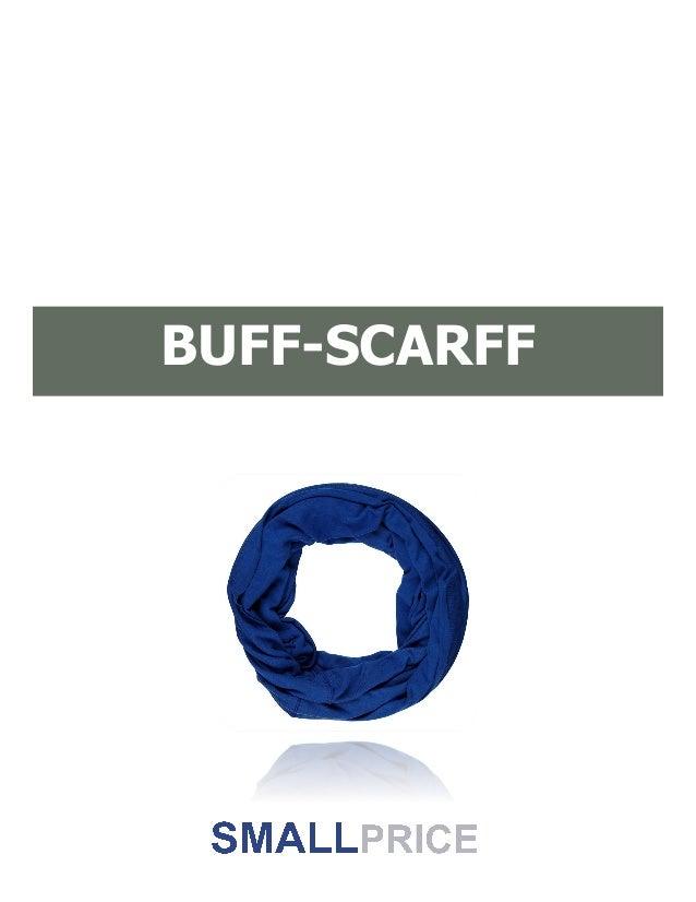 BUFF-SCARFF