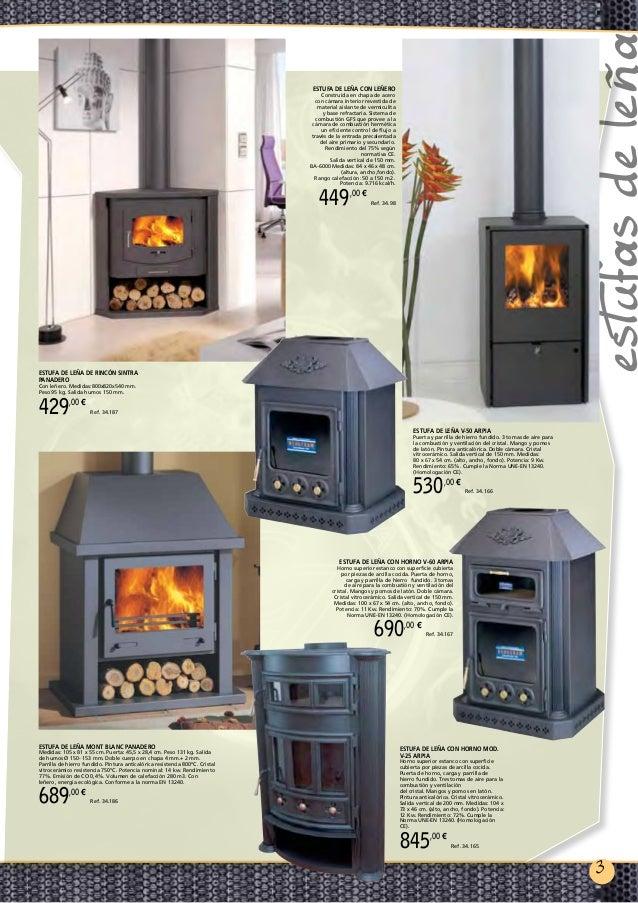 Catálogo calefacción hogar COFERDROZA - Invierno 2014