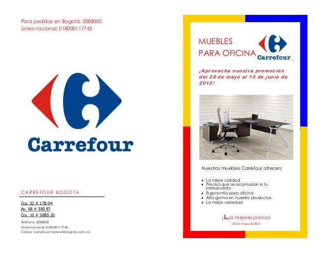 Silla escritorio carrefour finest sillas de oficina - Carrefour muebles infantiles ...