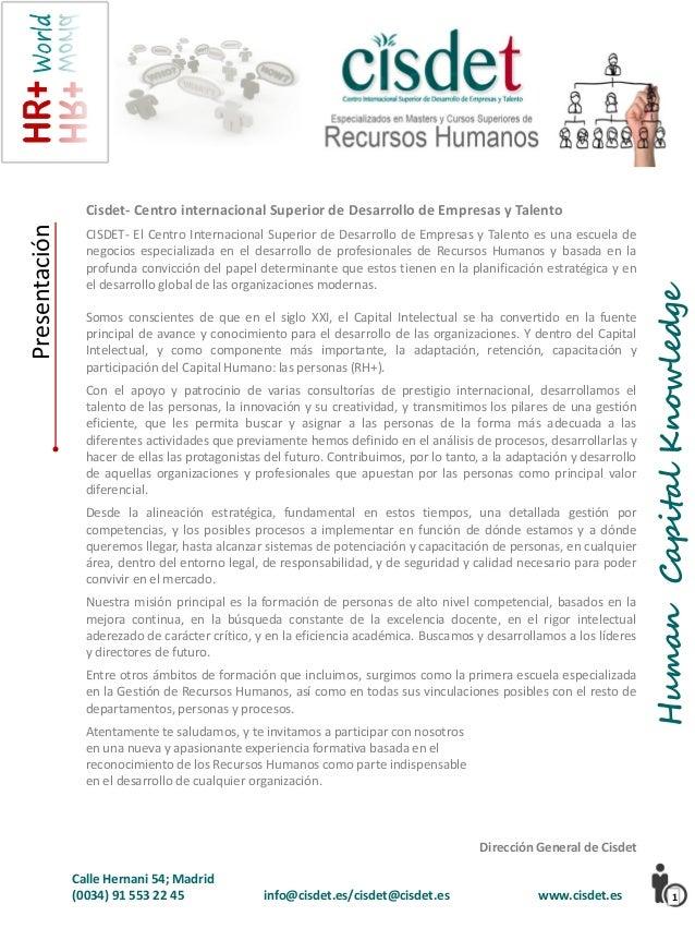 Catalogo Formación Cisdet 2013-14 Slide 3
