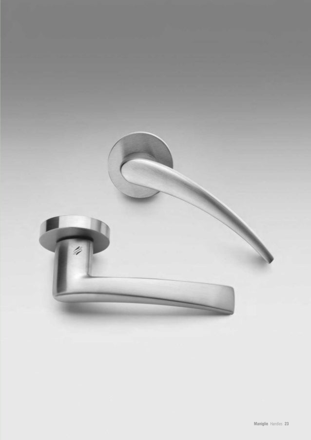 Catalog door handles colombo design for Maniglie colombo