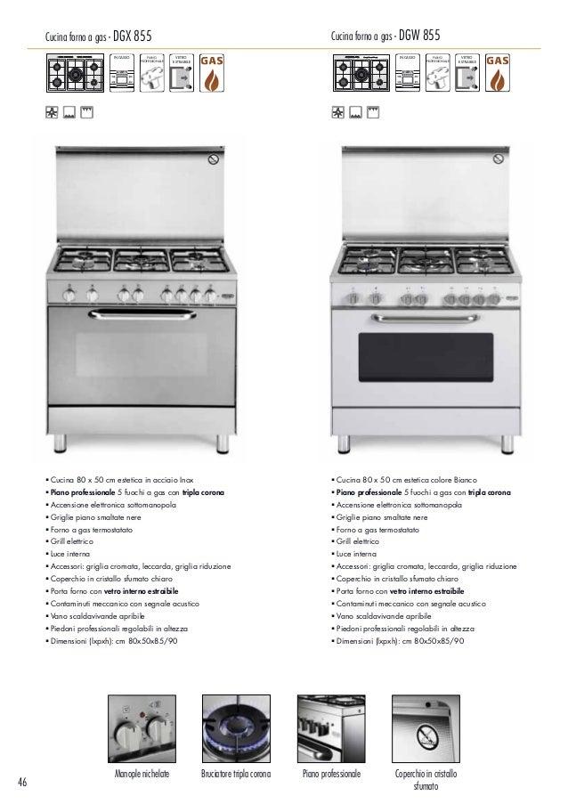 cookers catalogue | catalogo cocinas | catalogo cucine de'longhi - Copart Cucine
