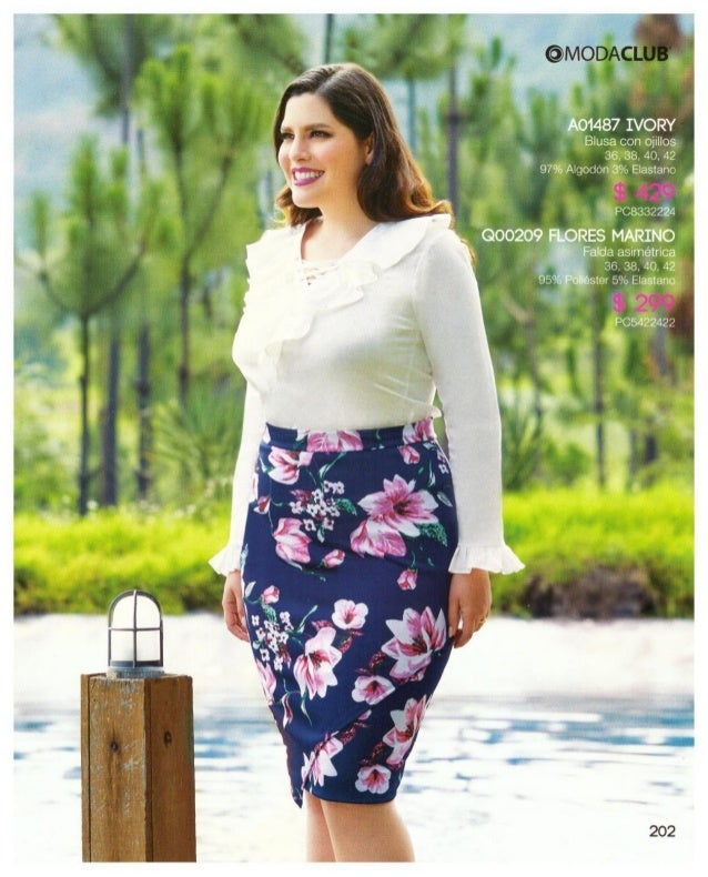 ff917b9e557e Catalogo Curvy Modaclub 2017 invierno moda actual para mujeres