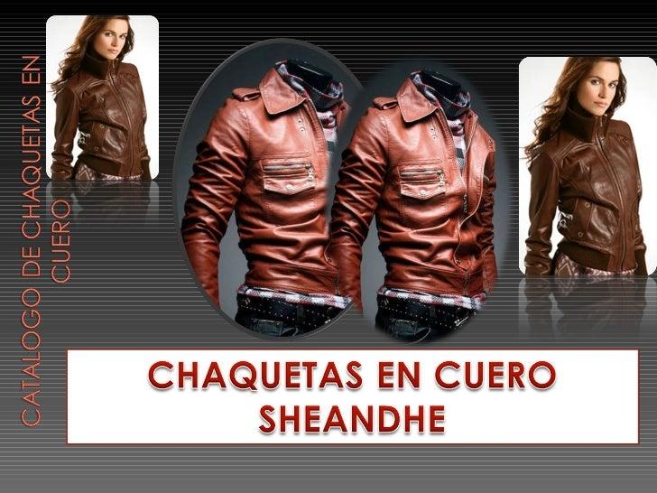 Fabrica de chaquetas de cuero bogota