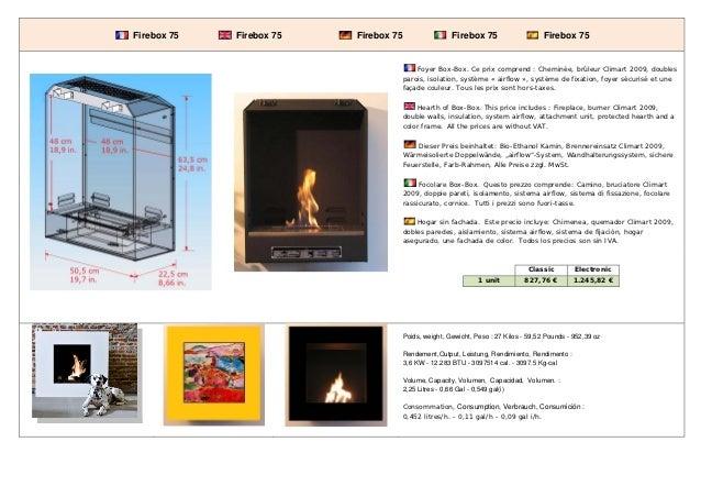 Catalogo de chimeneas de bioetanol - Chimeneas de bioetanol ...