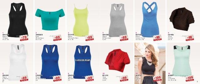 Catalogo de ofertas de ropa de moda marzo 2014 moda club - Hogarium catalogo de ofertas ...