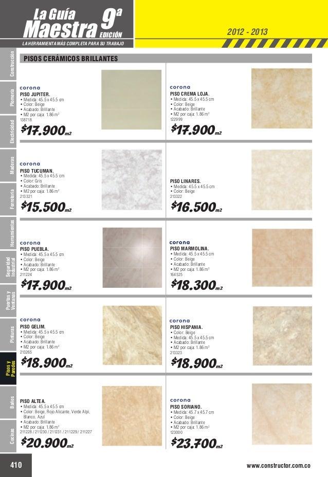 Catalogo de pintura para interiores top pintura azulejos for Baldosas exterior precios