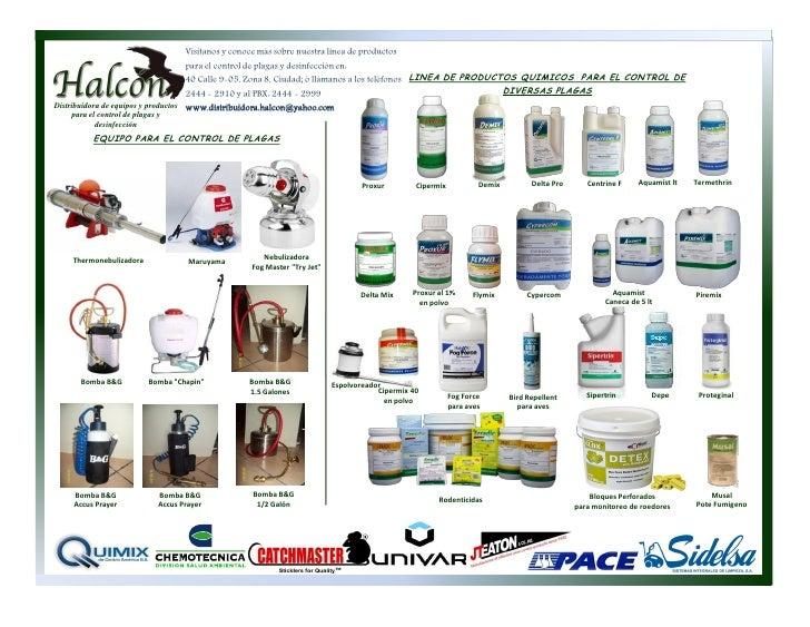 Catalogo de productos natuform