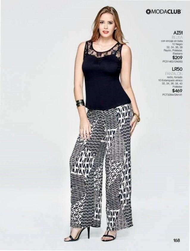 5f6ea259ec Catalogo de ropa y moda para gorditas intermedio verano 2015 moda club