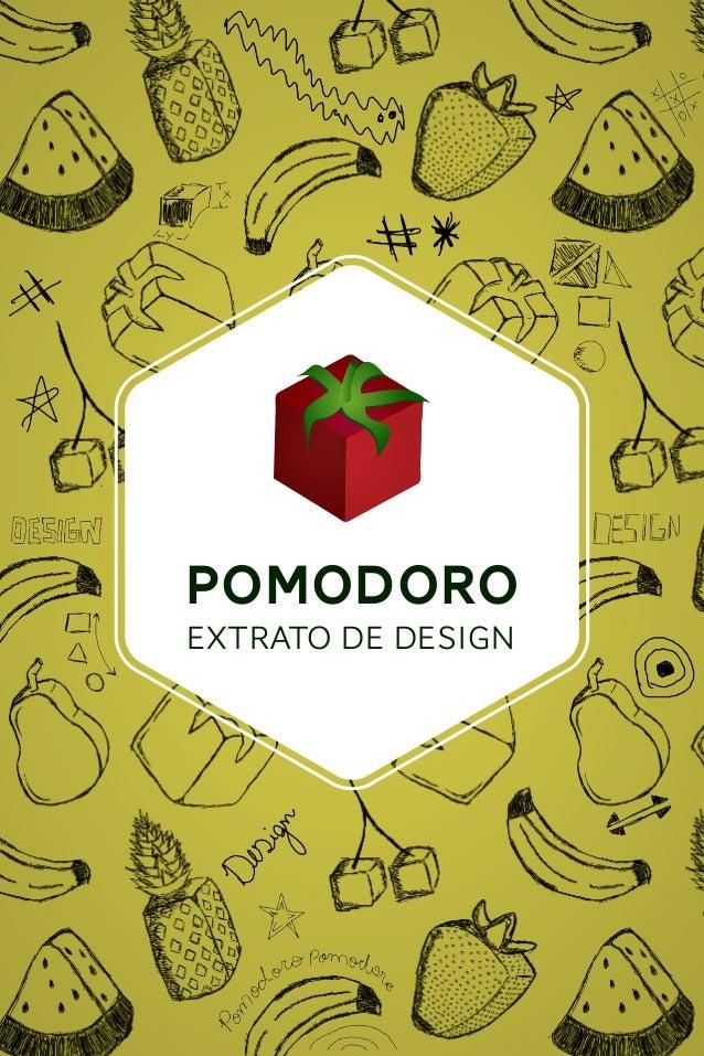 POMODORO EXTRATO DE DESIGN