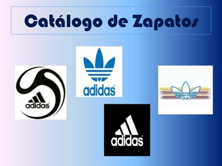 Catálogo de Zapatos