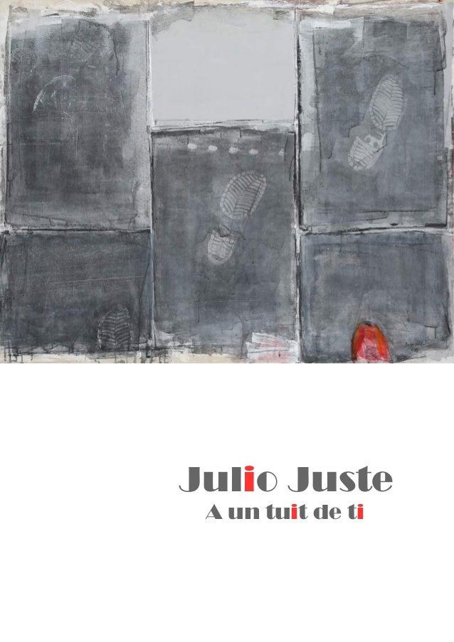 Julio Juste A un tuit de ti
