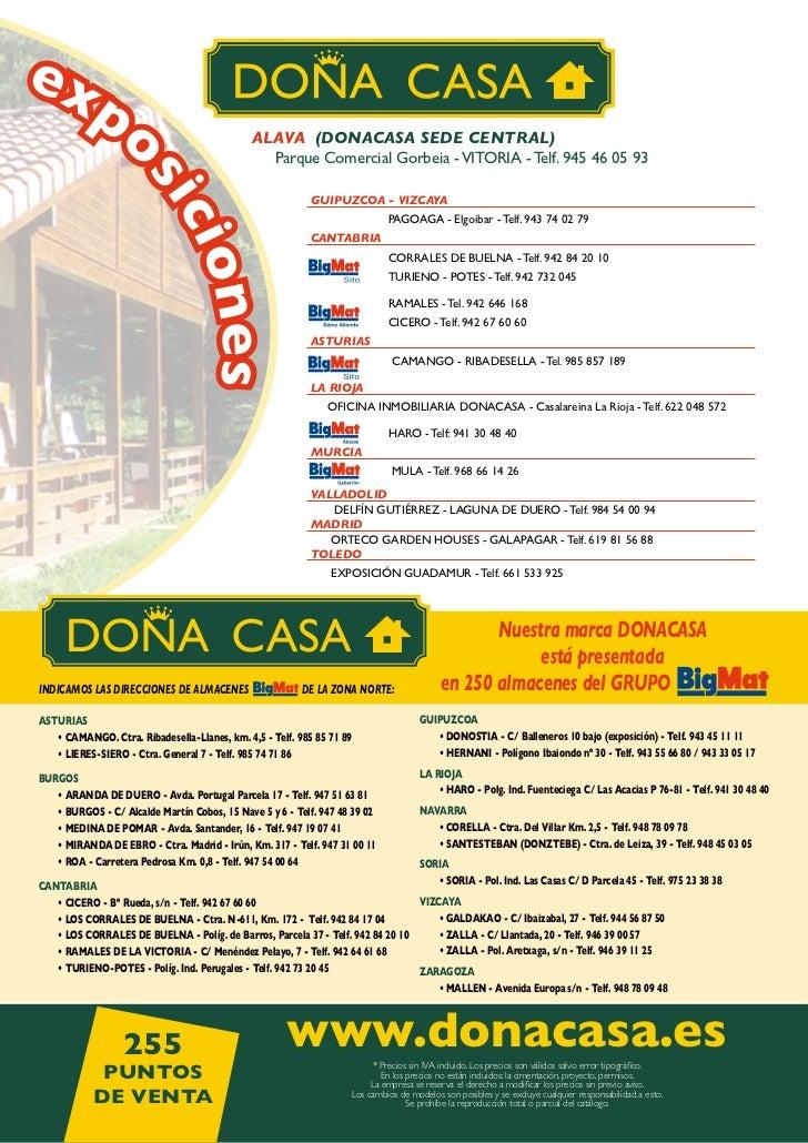 Casas de madera en cantabria unifamiliar adosado en with - Opiniones donacasa ...