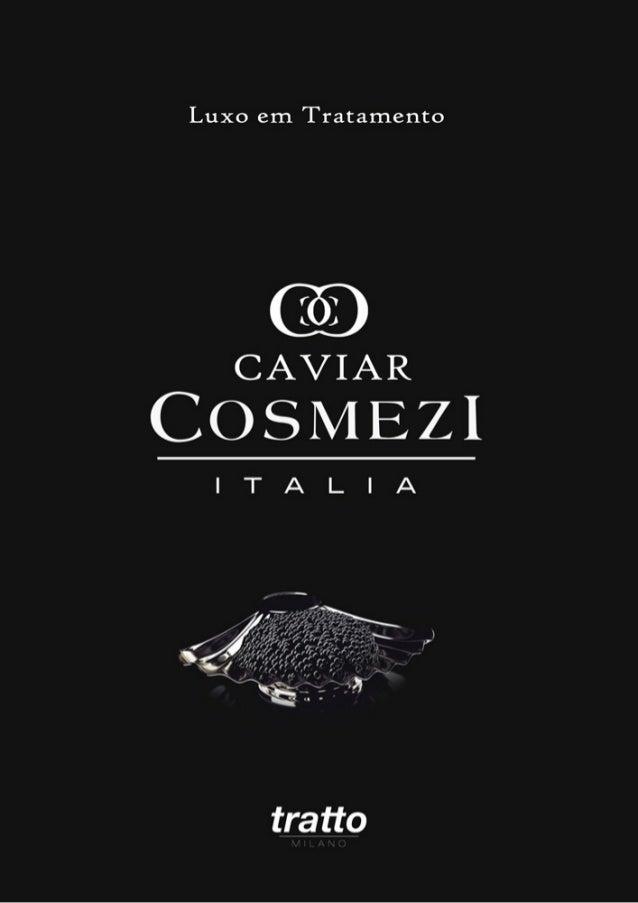 Catalogo Eletrônico CAVIAR Cosmezi Itália 2013 v002