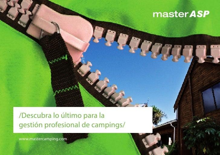/Descubra lo último para lagestión profesional de campings/www.mastercamping.com