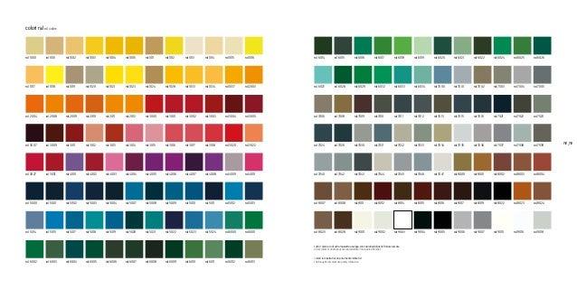 Catalogo Colori Pareti. Pitture Decorazioni Cartelle Colori With ...