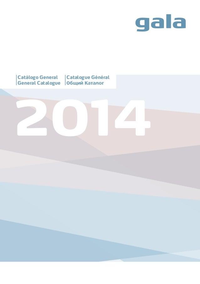 Cat logo cer micas gala 2014 for Sanitarios gala catalogo