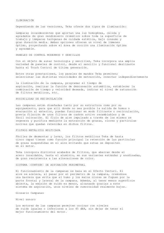 a4625c63add 72. 54 Teka 2013 Campanas CC 40 Isla DX ...