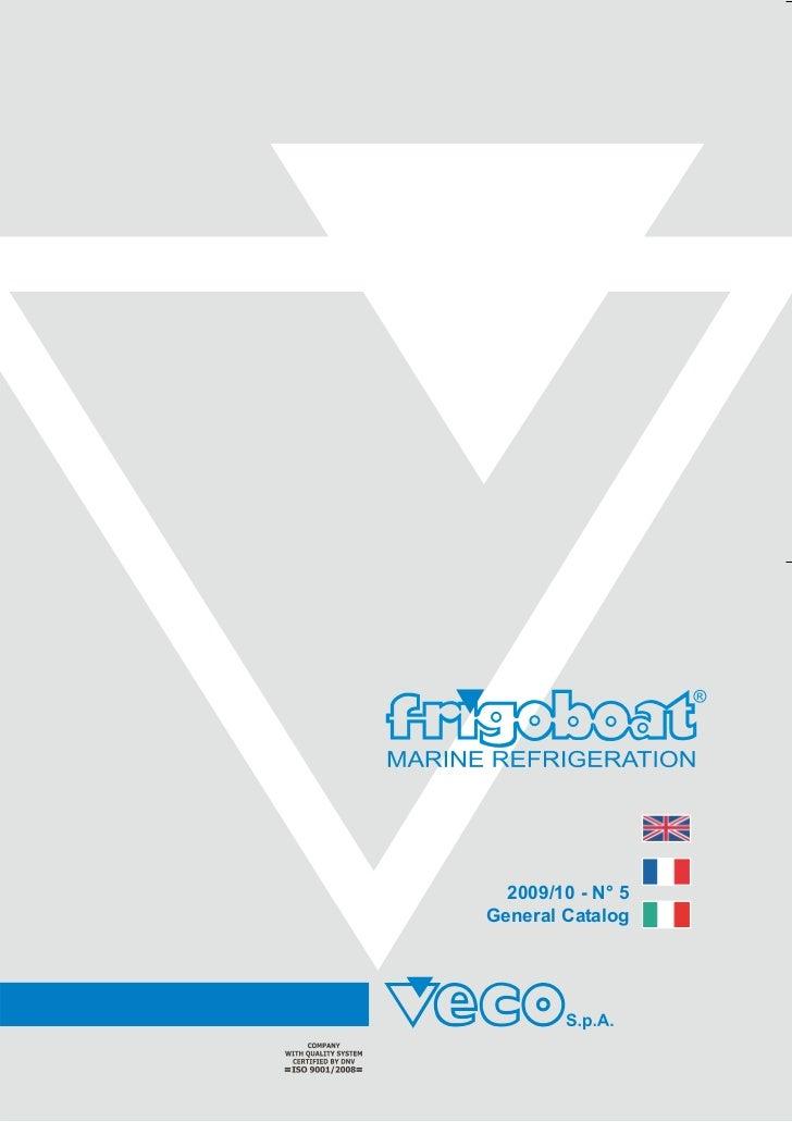 2009/10 - N° 5General Catalog
