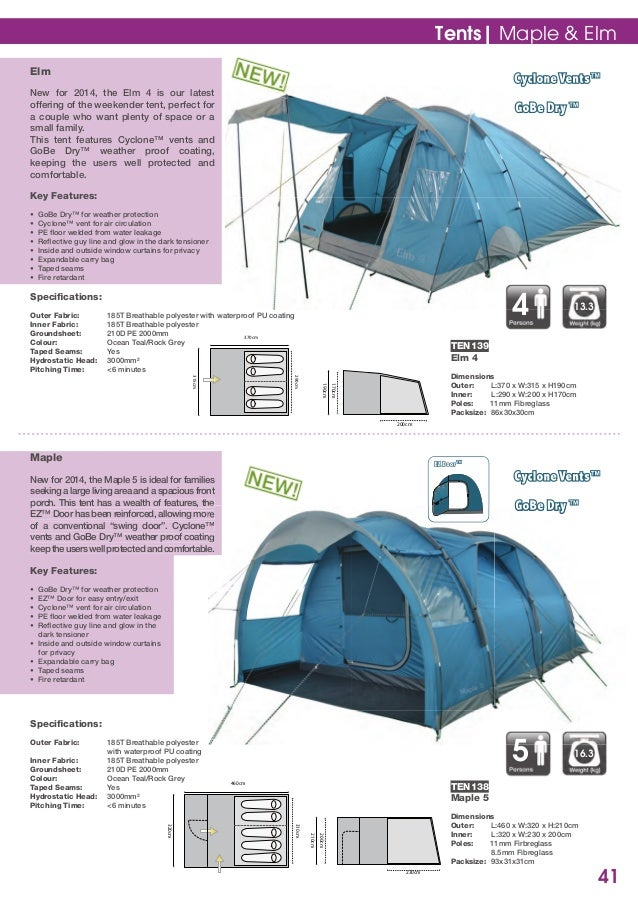 Tents| ...  sc 1 st  SlideShare & Catalogo Highlander 2014