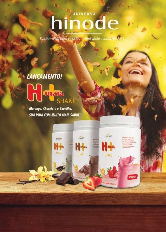 H+ SHAKE – Lançamento2 Com H+ Shake você controla seu peso de forma saudável e gostosa! Com 3 sabores, você se alimenta de...
