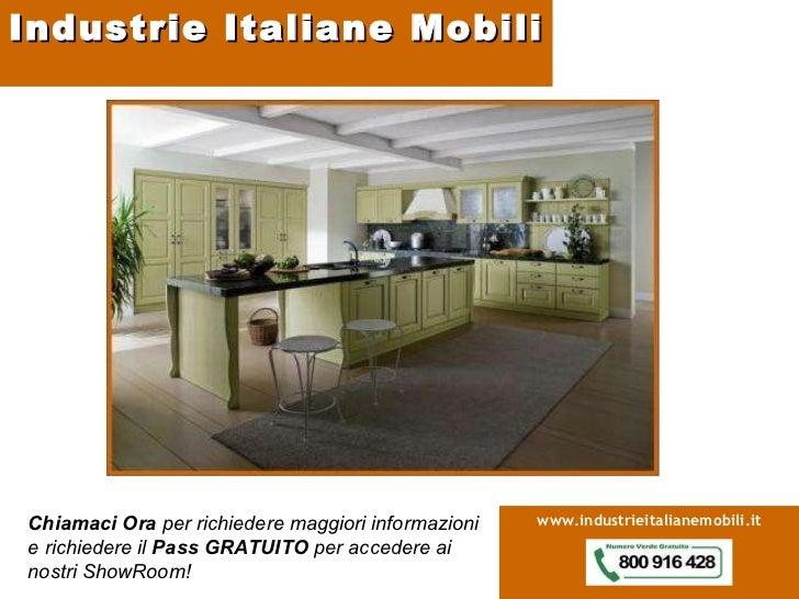 Catalogo industrie italiane immobili for Aziende mobili italiane