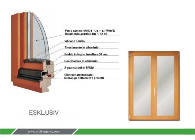 Catalogo infissi in legno profinagency