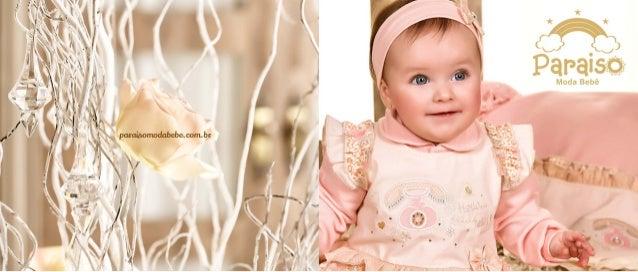 Catalogo inverno 2014 Paraiso Moda Bebê
