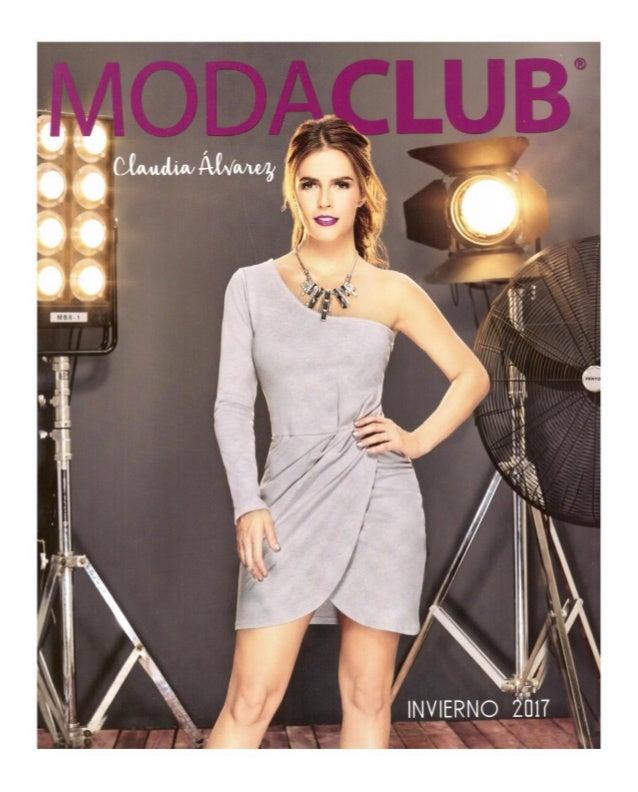 Catálogo Moda Club invierno 2017
