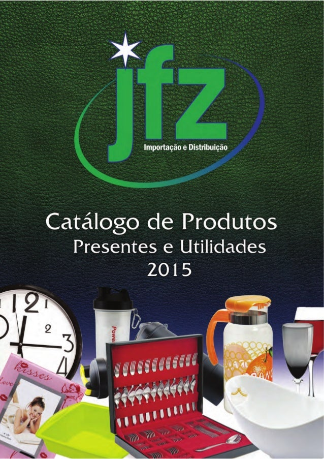 www.jfzutilidades.com.br 1 Linha Inox Ref. 49 Garfo Inox 33 cm Ref. 30 Concha Inox 33 x 9 cm Ref. 31 Colher de Arroz Inox ...