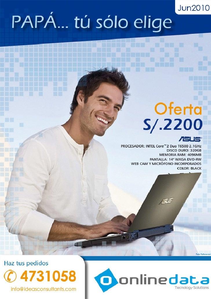 Online Data - 980900699 / 995068692 / 4731058 – Lima Perú ventas@ideasconsultants.com
