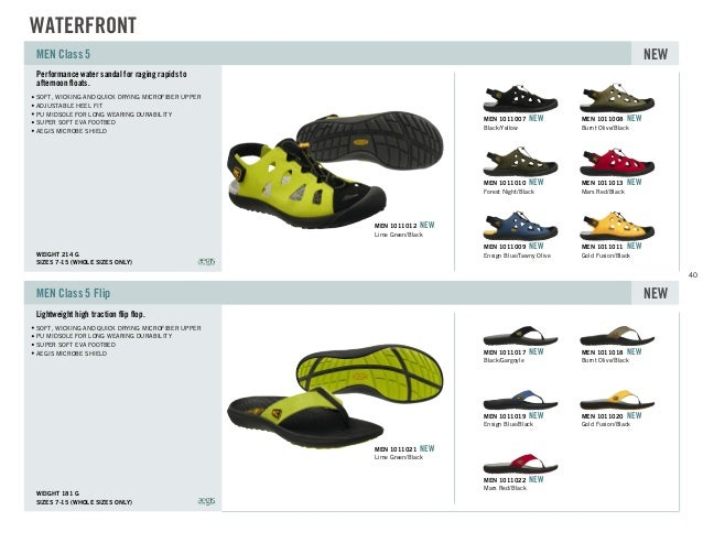 a26701d14f4d ... WATERFRONT  40. 41 Full coverage water shoe ...