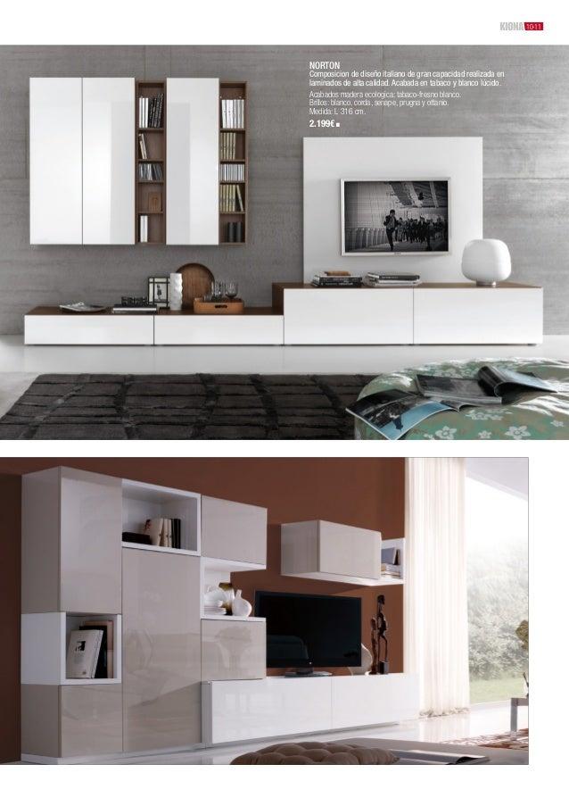 Kiona cat logo colecci n 2012 muebles y decoraci n - Salones diseno italiano ...