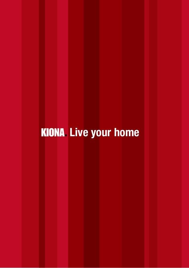 Kiona cat logo colecci n 2012 muebles y decoraci n - Kiona decoracion ...