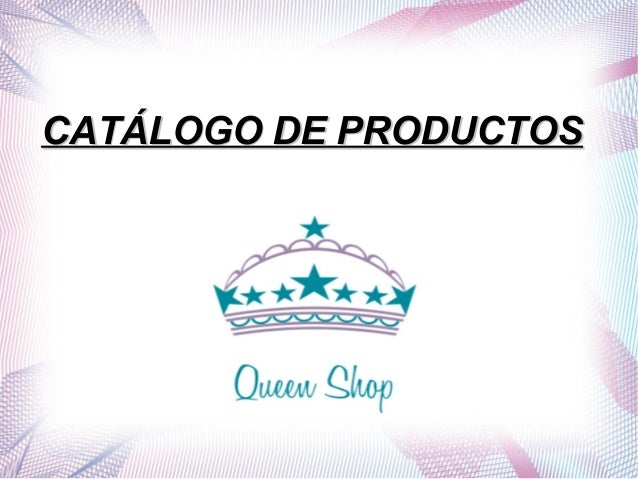 CATÁLOGO DE PRODUCTOSCATÁLOGO DE PRODUCTOS