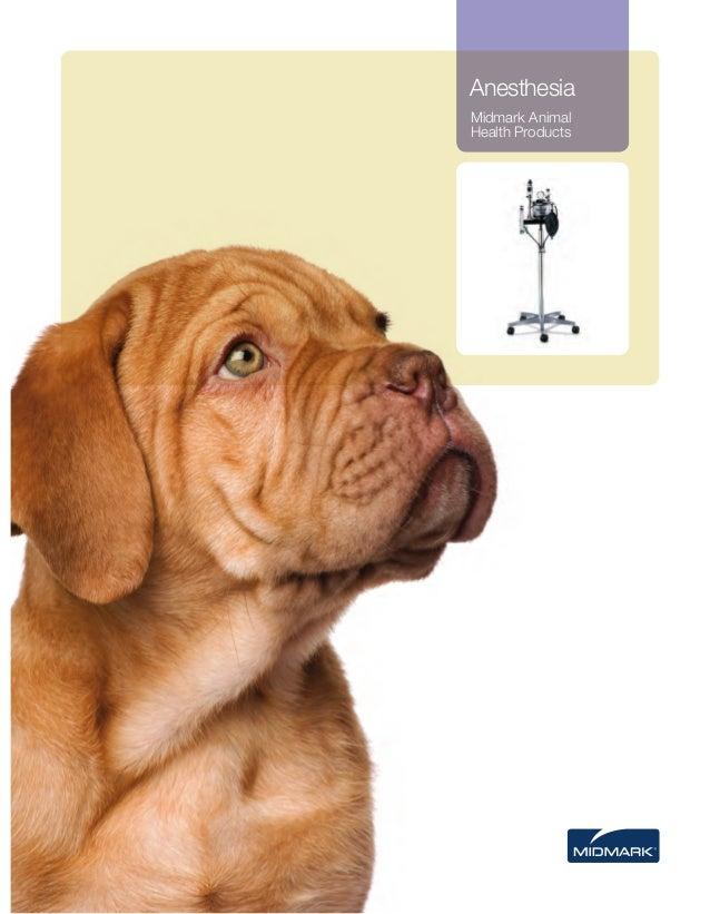 AnesthesiaMidmark AnimalHealth Products