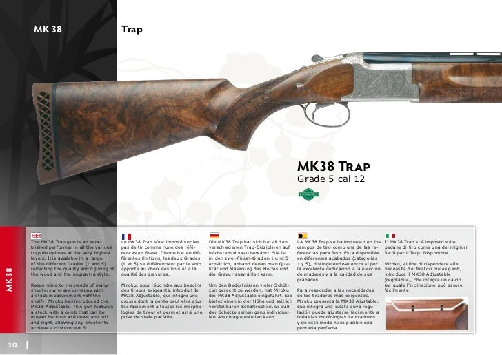 Nueva Browning B525 Trap One - Página 5 - Armas es foro de