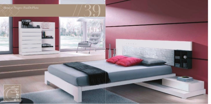 Dormitorios De Matrimonio Modernos En Blanco. Full Size Of Muebles ...