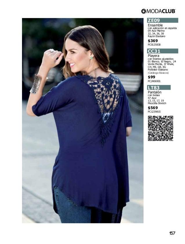 Catalogo moda club curvy primavera verano 2015 ropa para gorditas Slide 2