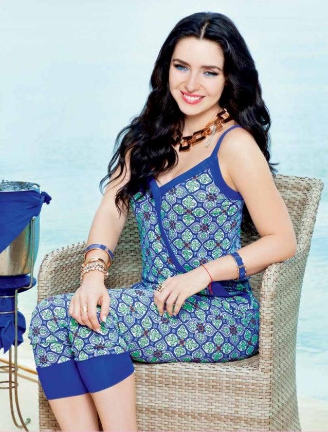 Catalogo moda club linea primavera verano 2015 ariadne diaz Slide 2