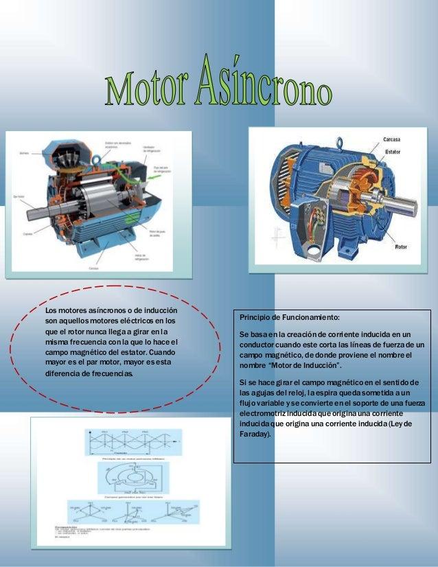 Catalogo Motores Monofasicos Ca Motores Sincronos Y