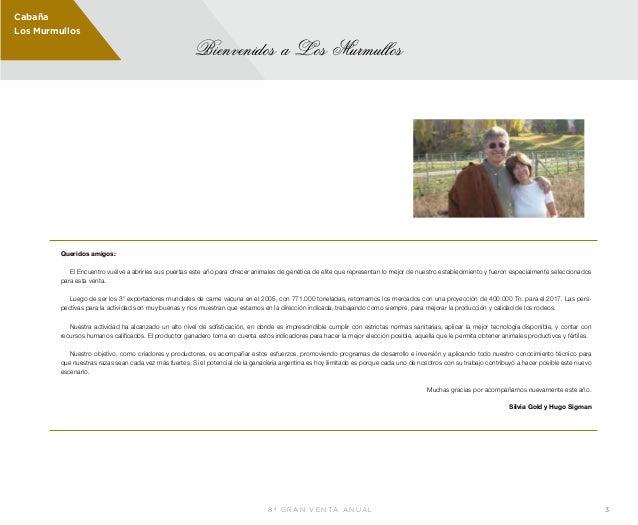 Catalogo remate - Los Murmullos Slide 3