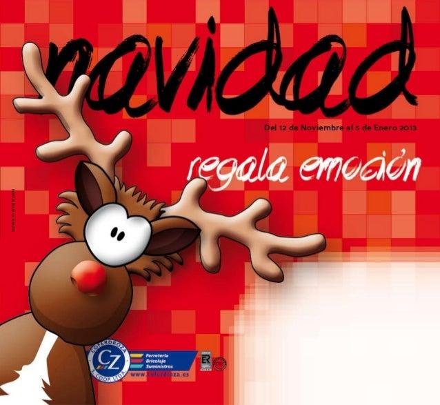 Catálogo Navidad COFERDROZA - invierno 2012